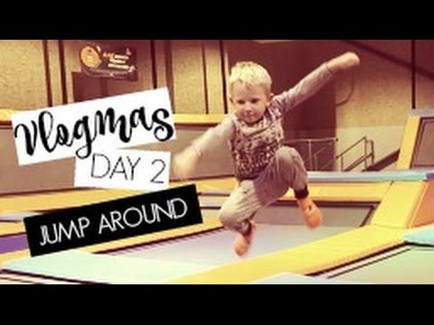 VLOGMAS DAY 2 / Jump Around