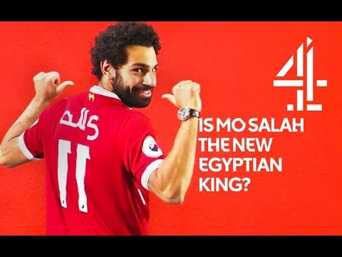 Mo Salah: The New Egyptian King... The Perfect Football Role Model?