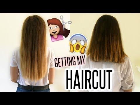 I GOT MY HAIRCUT!! | Summer Vlog #19