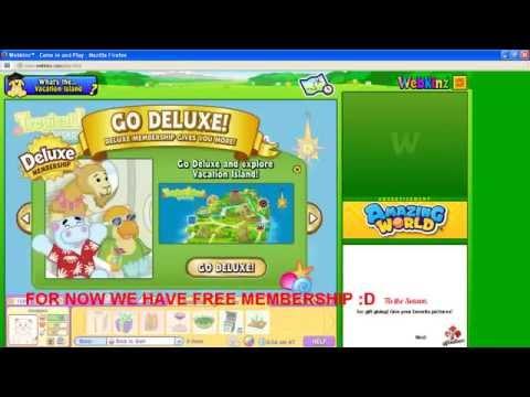 Webkinz Codes Free KinzCash & Deluxe Membership
