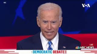 Biden Still Leads Democratic Pack, Despite Doubts
