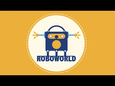 How to Design Robot Logo Photoshop Urdu Tutorial