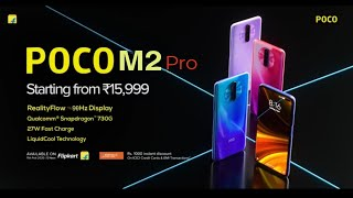 Poco M2 Pro India Launch date, Price and Specification almost confirmed !