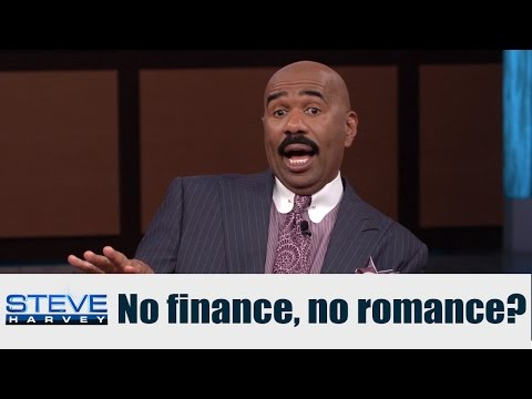 Battle of the Sexes: Who pays for the first date? || STEVE HARVEY