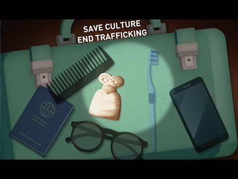 End trafficking, save culture