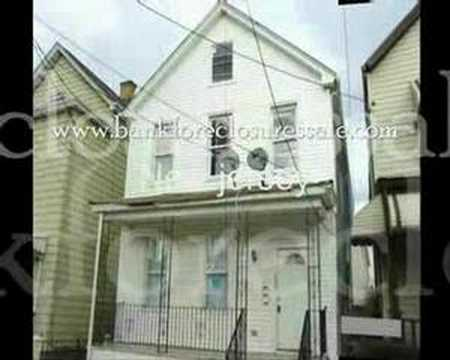 New Jersey Bank Foreclosures - NJ