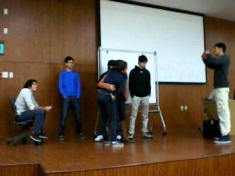 Diiaki-Mexico 2012: Cell Phone Marketing Activity (Part 2)