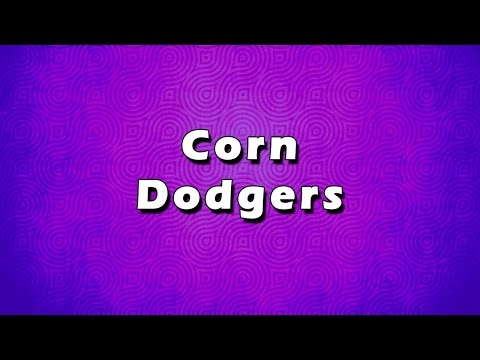 Corn Dodgers | EASY RECIPES | EASY TO LEARN