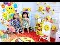 American Girl Doll Emoji Room