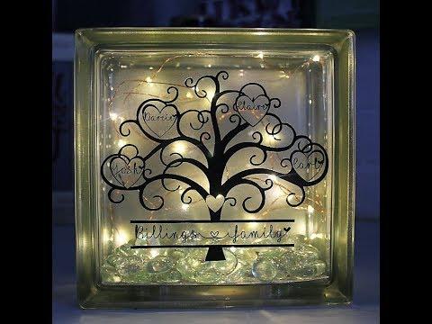 Glass Block Family tree