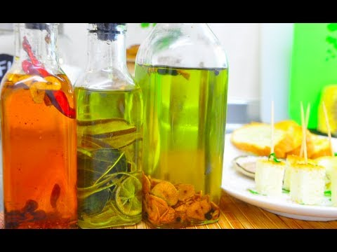 Flavor Infused Olive Oil : Bobby Judo Cooks