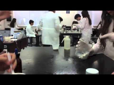 Chemistry Organic Paint