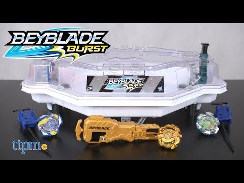 Beyblade Burst Avatar Attack Battle Set & Master Kit from Hasbro