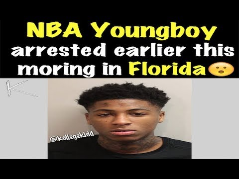 NBA Youngboy Accused Of Assault, Weapons and Kidnapping Charges In Georgia