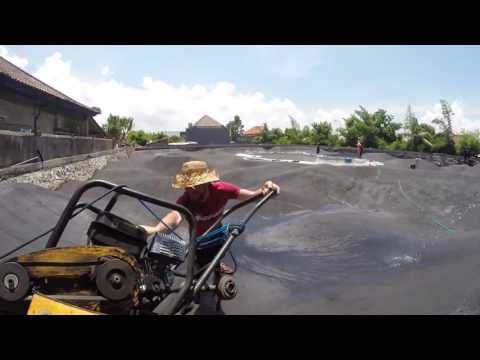 Velosolutions Pumptrack in Bali