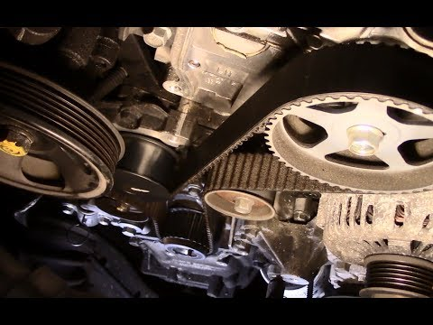 How to replace a timing belt 2008 Hyundai Santa Fe