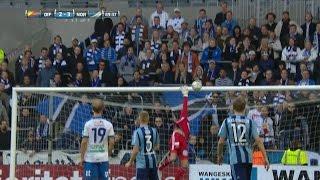 Höjdpunkter: Galen kryssmatch på Tele2 - Djurgården reste sig TRE gånger. - TV4 Sport