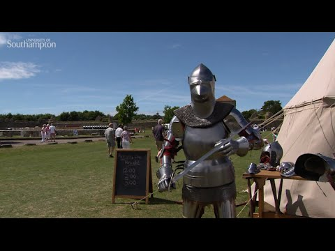 How to wear plate armour