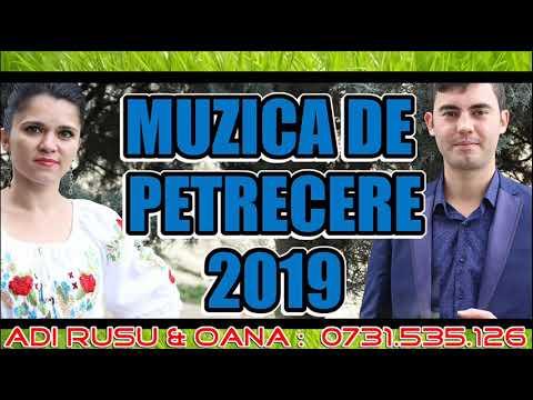 Cea Mai Ascultata Muzica De Petrecere 2019 Adi Rusu Si Oana Pakvim