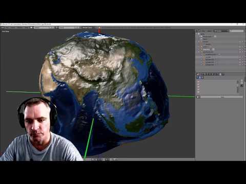 Dzhanibekov Effect applied to Earth Gravitational Model (EGM96)