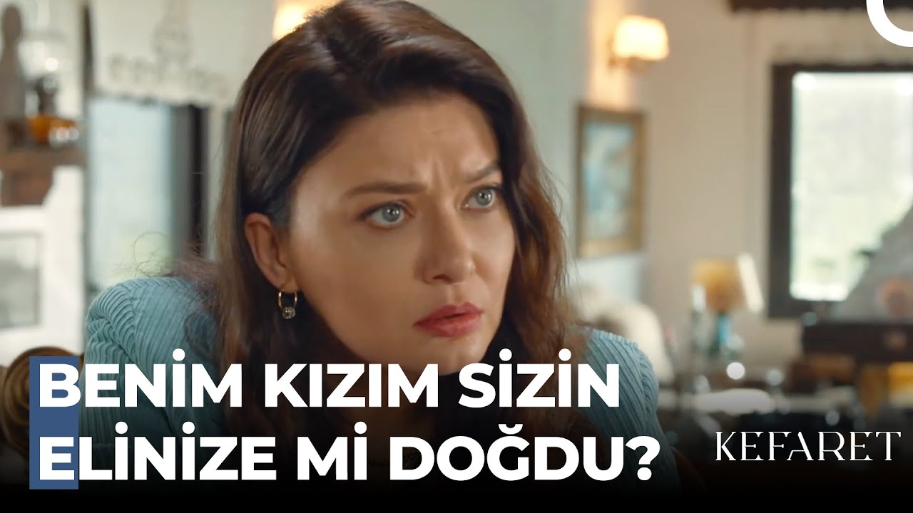 Sude'nin Dadısından Zeynep'e ÇOK BÜYÜK ŞOK! - Kefaret