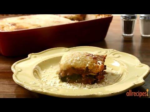 How to Make No Noodle Zucchini Lasagna | Gluten-Free Recipes | Allrecipes.com