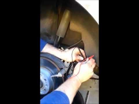 Retract 2008 Volkswagen Passat Electronic Brake Calipers without computer code reader