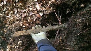 Das Mittelalter ruft.  Tolle Funde im Wald beim Sondeln