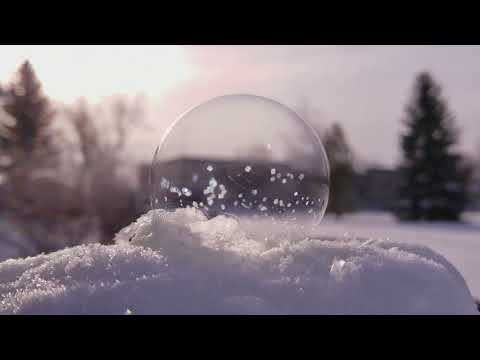 Freezing of bubbles 1 - 980662-2