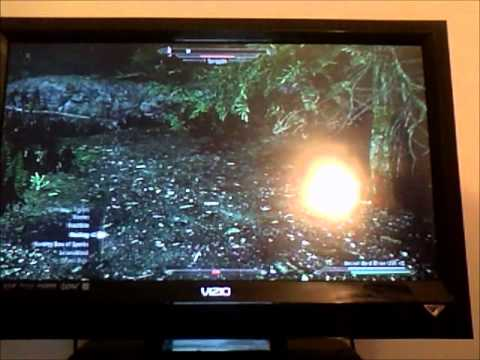 Skyrim where to find gold ore