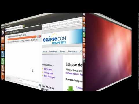 Install Eclipse Juno IDE into Ubuntu 12