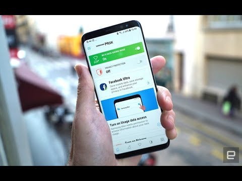 Speed Up Samsung Internet on Samsung Galaxy S8, S8+ and Note 8