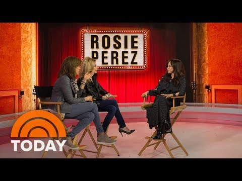 Rosie Perez Talks About Her New Musical Drama Series 'Rise' | TODAY