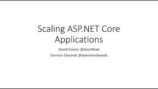 Why your ASP.NET Core application won
