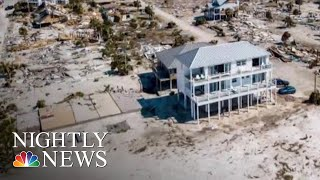 Hurricane Michael Destruction Exposes Weaker Building Codes In Florida Panhandle | NBC Nightly News