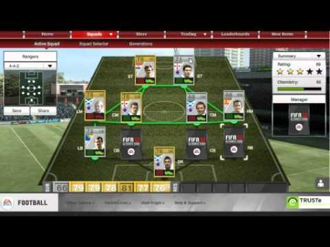FIFA 12- Team Update UT