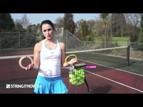Hybrid Tennis Strings String it now.com