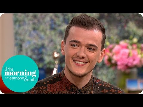 George Sampson Feels His Hair Transplant Has Saved His Career | This Morning