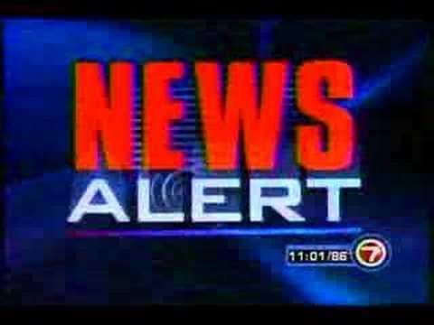 WSVN Fox Miami News Alert Stinger
