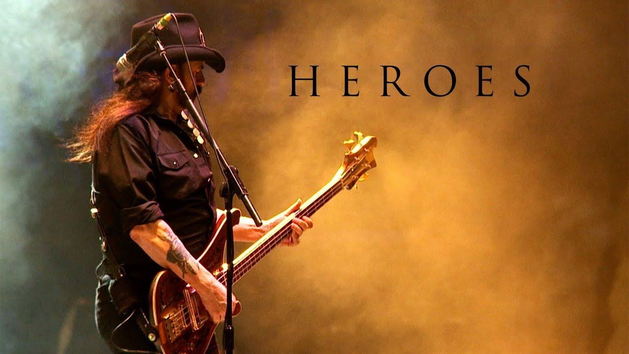 "Download Motörhead  ""Heroes""  (David Bowie Cover) MP3 Gratis"