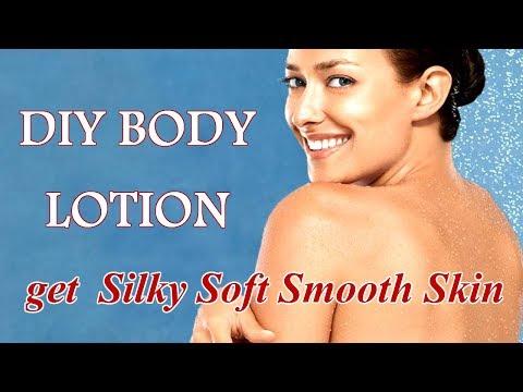 Homemade Body Lotion For Silky Soft Smooth Skin || Priya Malik
