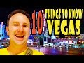 Las Vegas Travel Tips: 10 Things to Know Before You Go to Las Vegas