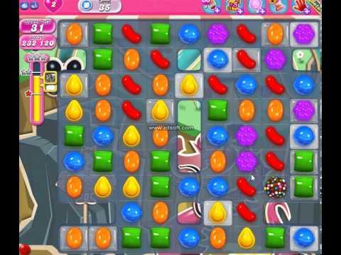 Candy Crush Saga - Level 35