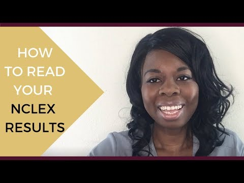 How To Read Your NCLEX Results