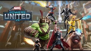 Announcing Thor in MARVEL Powers United VR!