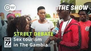 Sex tourism in The Gambia   What Gambians think about sex tourism in their country?