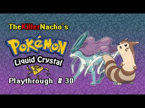 Pokémon Liquid Crystal Playthrough, Part 30: Stoned Ball-Bashing