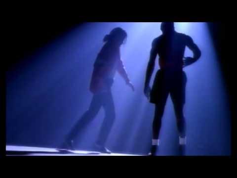 Michael Jackson Teaching Michael Jordan How To Dance Like Him