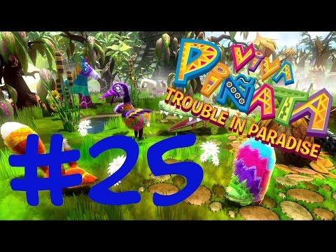 Viva Piñata : Pagaille au paradis - épisode 25 [Xbox 360] Walkthrough Français