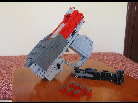 Lego HALO M6B (Working)